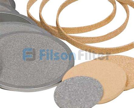3. Porous Metal Disc-