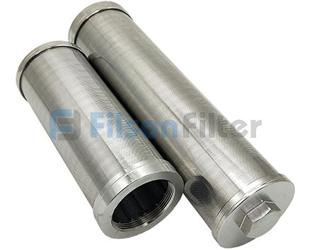 SS Wedge Wire Filter
