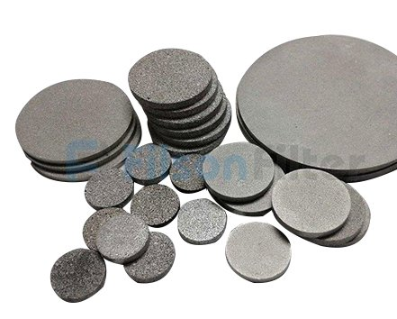 4. Porous Stainless Steel Disc-
