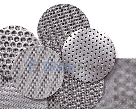4. Sintered Woven Wire Mesh-