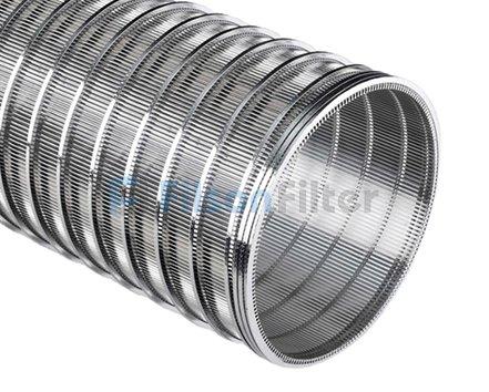 250 micron Wedge Wire Screen