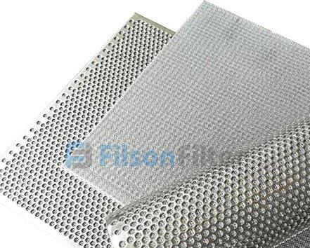 6. Sintered Metal Sheet-