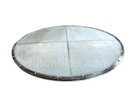 7. Sintered Mesh Filter Plate-
