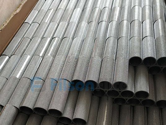 Stainless Steel Sintered Wire Mesh Filter-