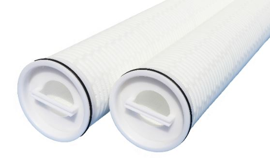 pleated surface filter