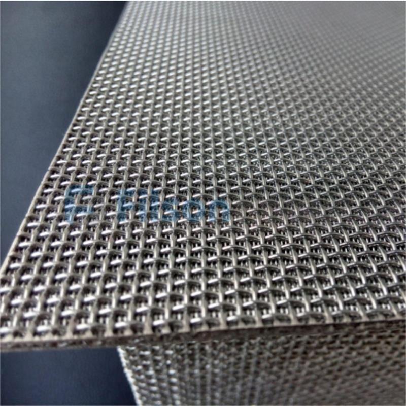 sintered mesh sheet