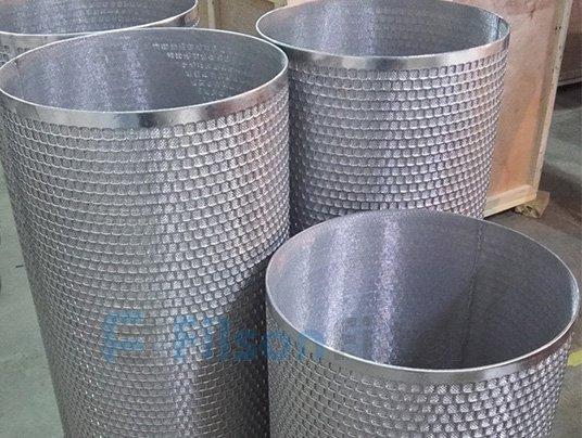 sintered metal mesh filter-