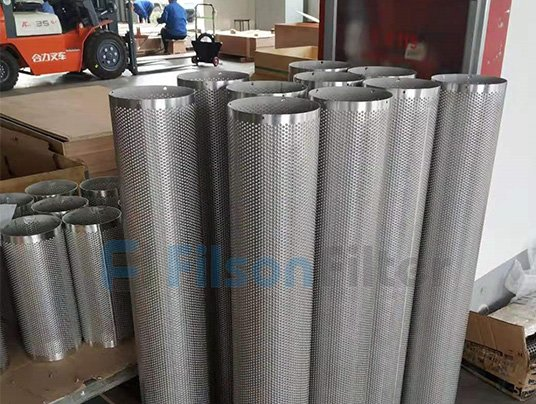 sintered stainless steel wire mesh-
