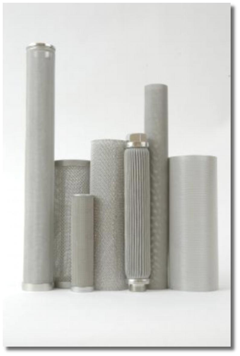 Sintered Mesh Filters