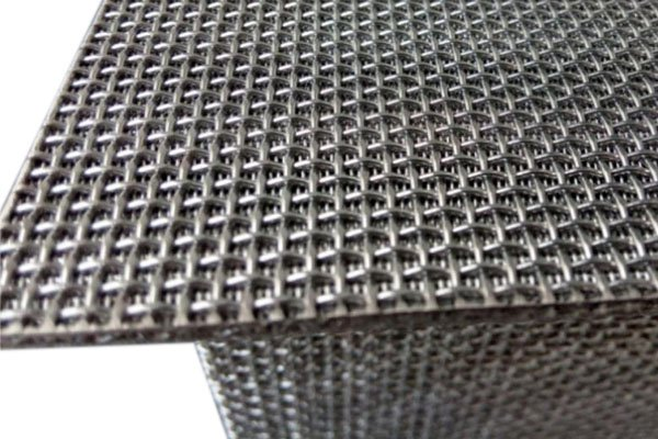 sintered stainless steel sheet