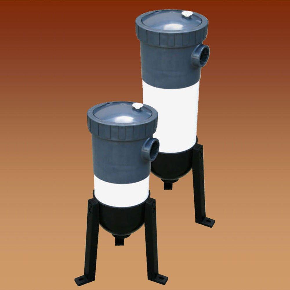 PVC Bag filter housing