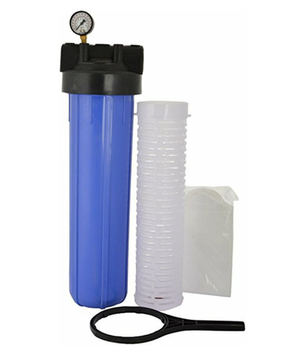 Bag filter and filter housing