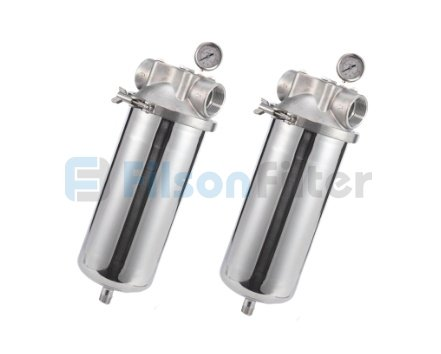 Cuno Stainless Steel Filter Housing