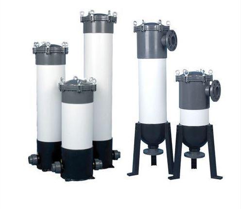 UPVC cartridge filter housing