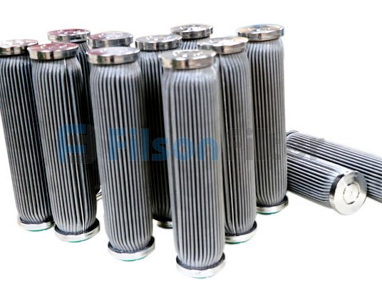 all welded stainless steel filter cartridge