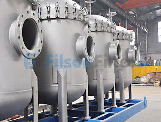 high flow water cartridge filter housing manufacturer