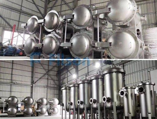 industrial filter bag manufacturers