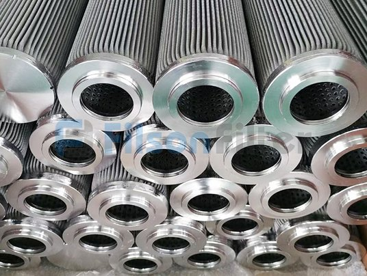 stainless steel filter elements for food and beverage