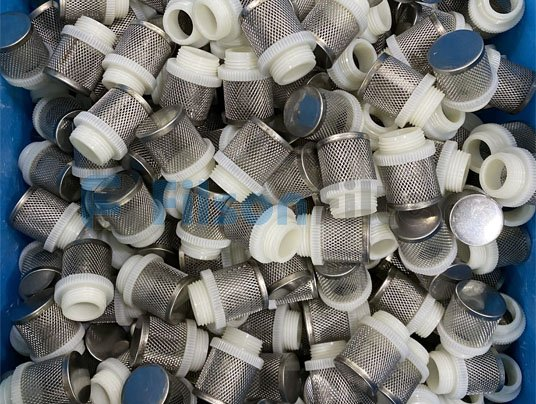 stainless steel wire mesh filter ready to ship
